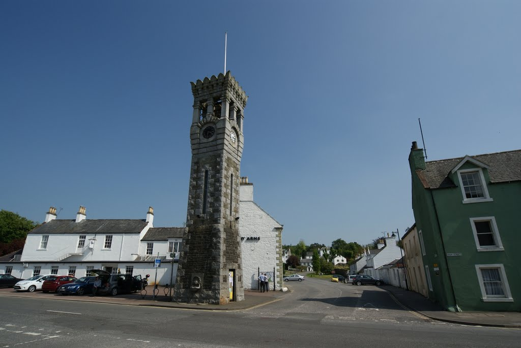 The Clocktower At Gatehouse