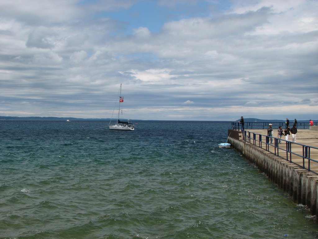 West Grand Traverse Bay