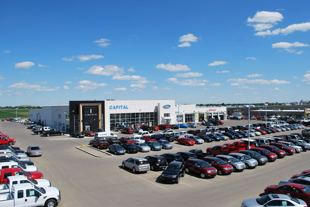 Capital Ford Lincoln Regina Ford Dealer Arial Mapio Net