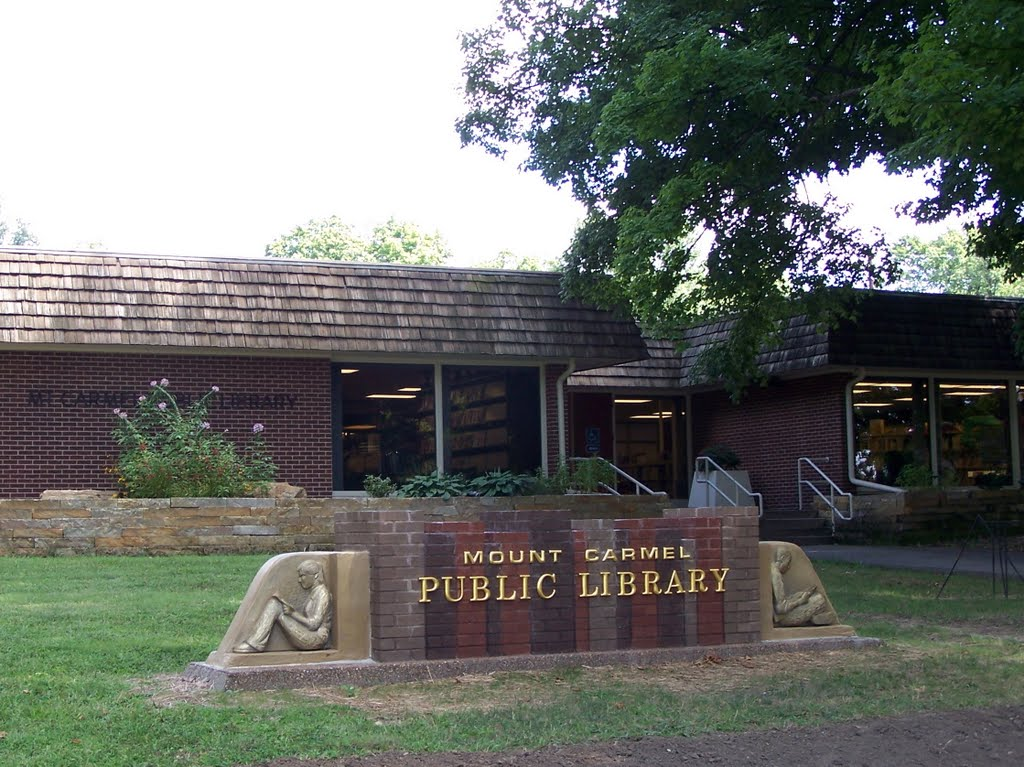 Mt carmel illinois public library