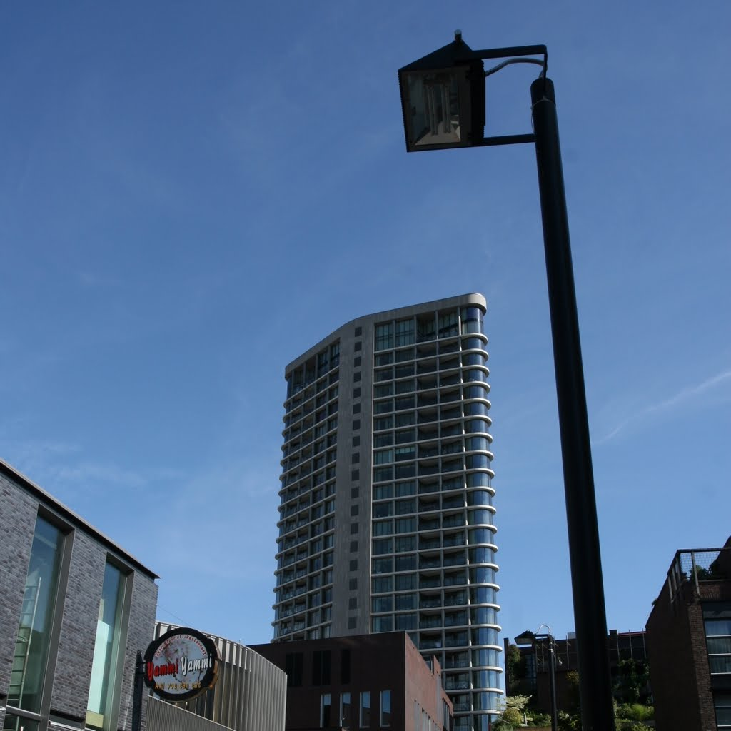 Lamp post Eindhoven