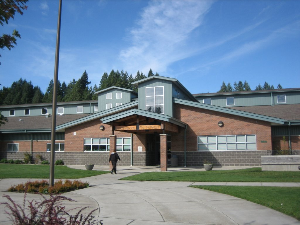 Evergreen School, Shelton, WA