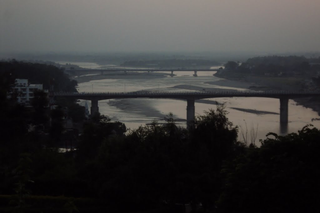 TAWI RIVER (from Bagh e Bahu)