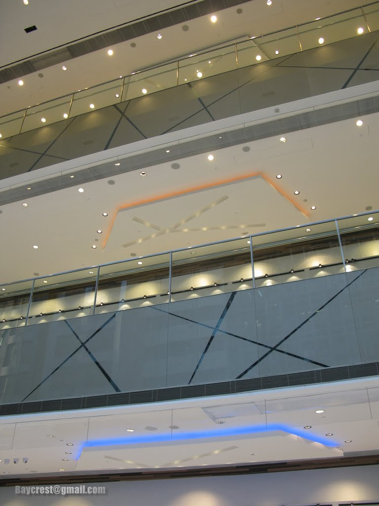 The ONE UG2-L2層天花設計 Ceiling Design of Level UG2-L2, The ONE