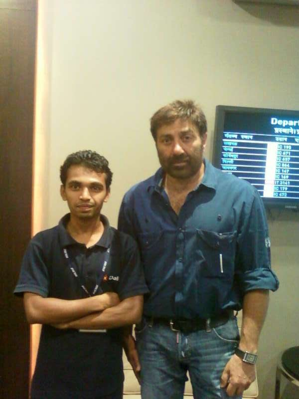 sushil and sani deol