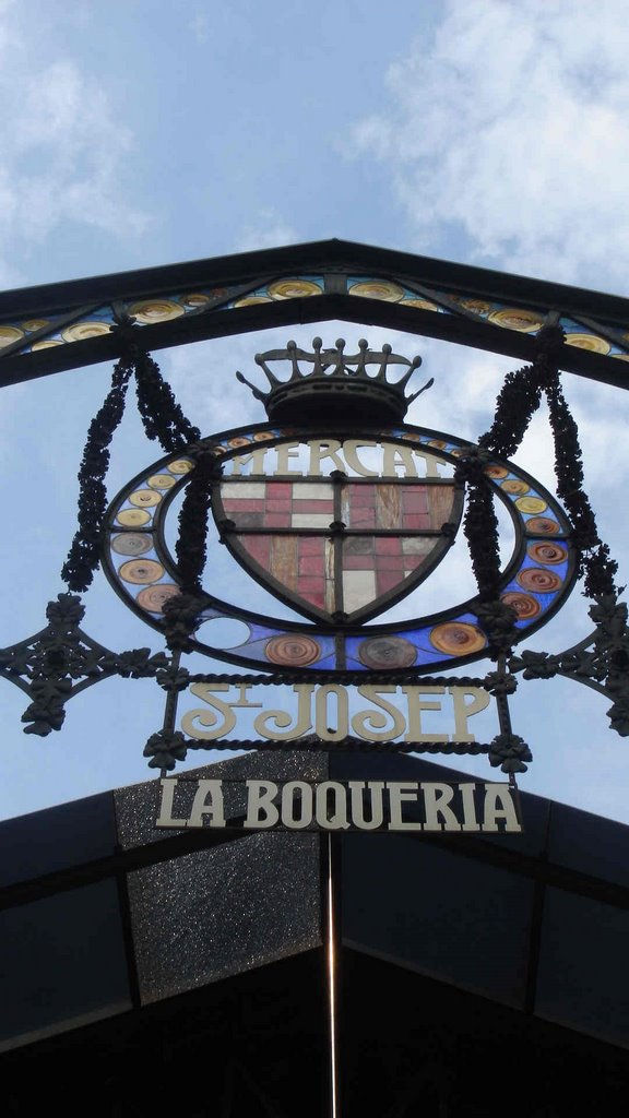 Barcellona, The old Market