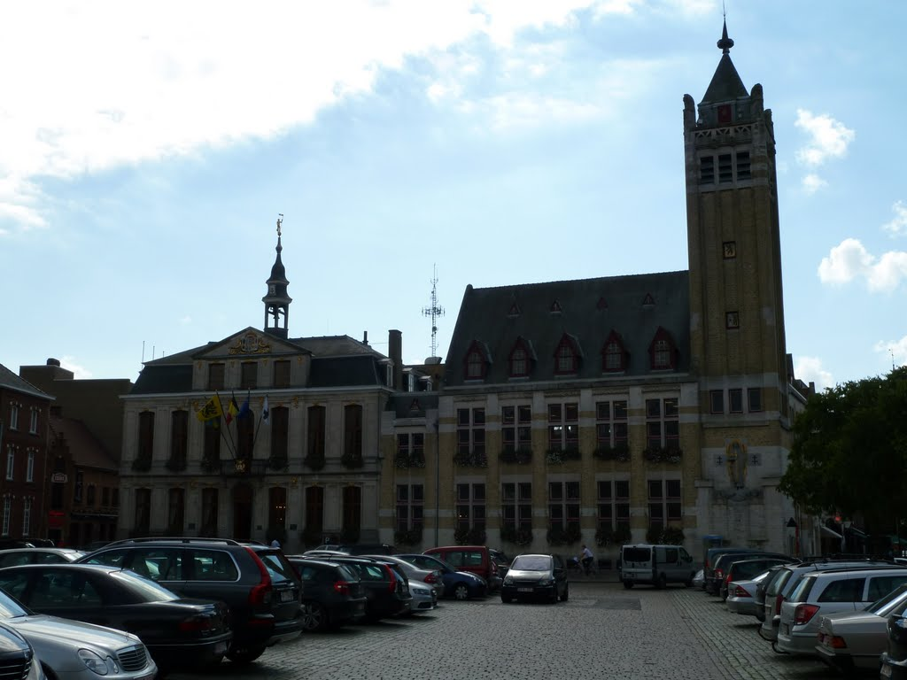 Rathaus Roeselare