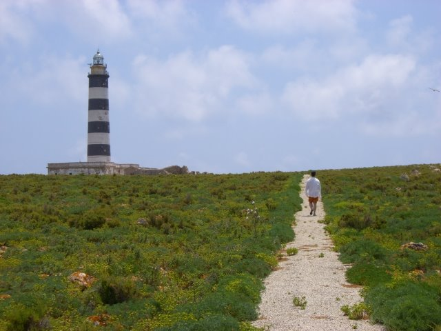 Lighthouse Isla del Aire