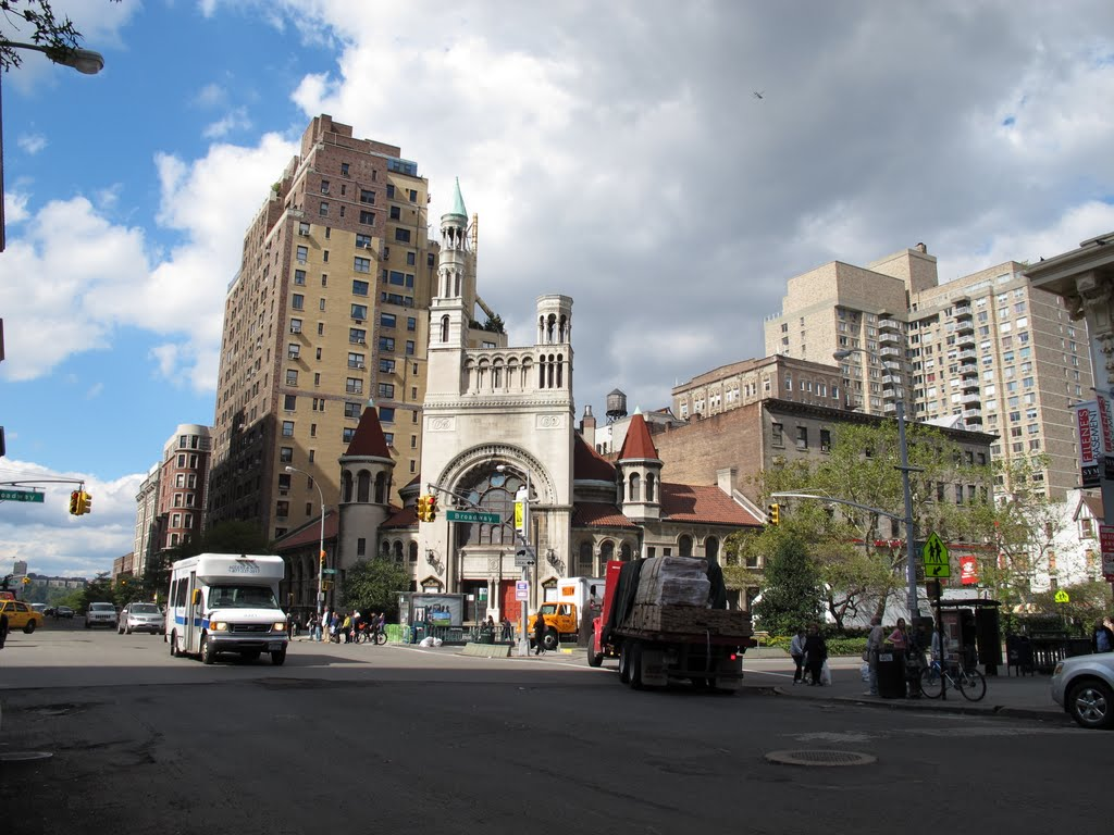 Broadway Ave., 79th st.