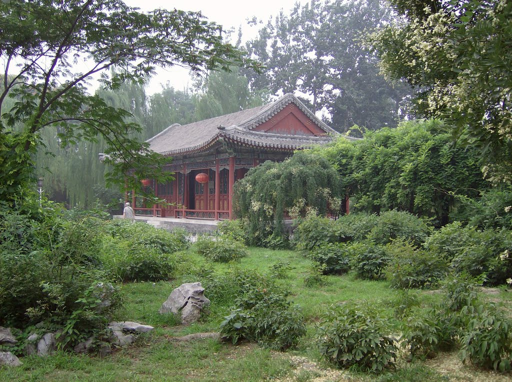 """Beijing - Grand View Garden (modern replica of the setting of the """"Dream of Red Chamber"""")"""