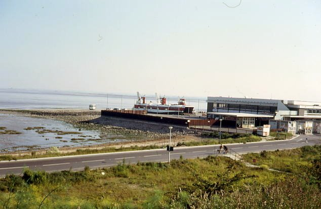 Hoverport at Ramsgate