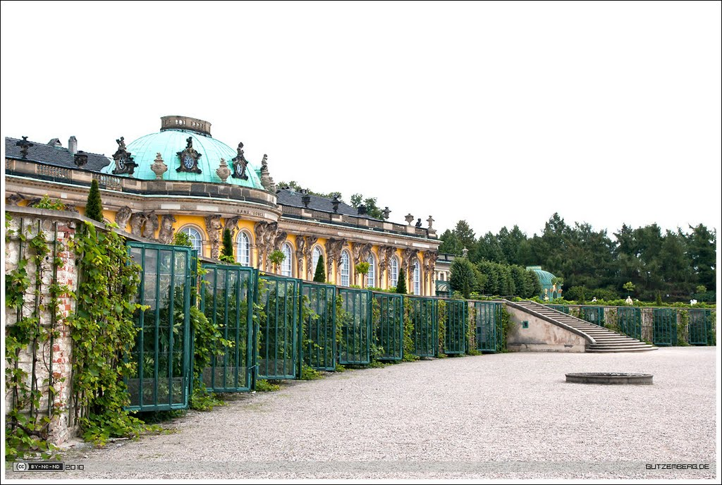 September 2010 - Sanssouci, Potsdam