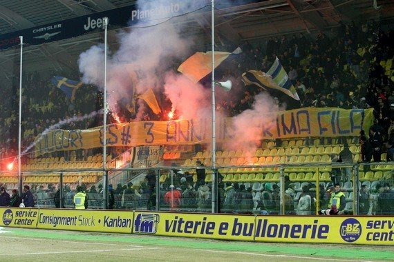 modena's supporters