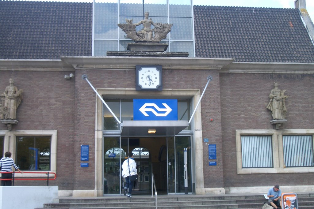 Station in Roosendaal