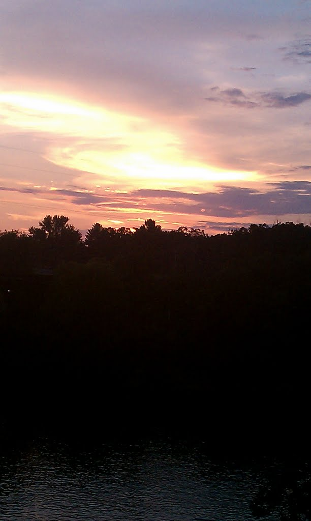 Sunset in the Dells ( Picture of Choice )