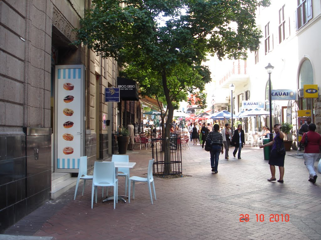 Cape Town, South Africa (downtown)