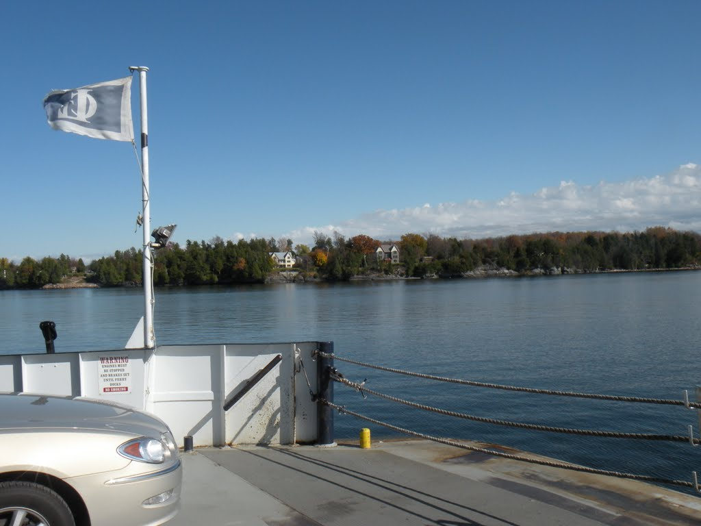 Ferry from Plattsburgh NY to Burlington VT
