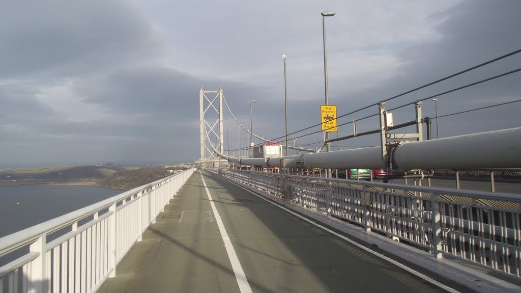 Forth Road Bridge, South Queensferry
