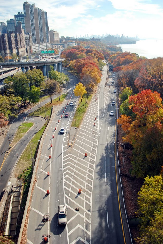 Trans Manhattan Expressway New York County Mapio Net