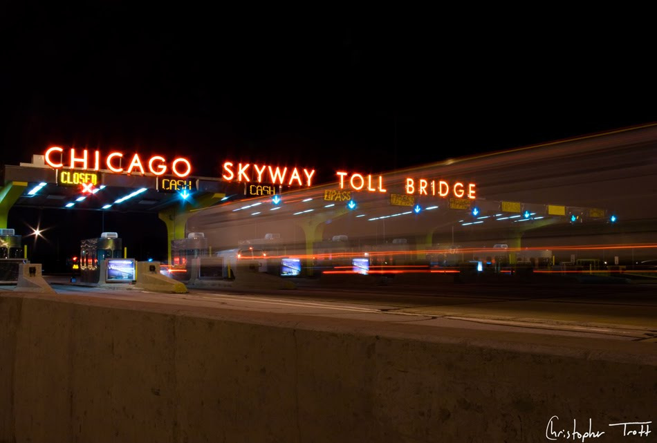 Chicago Skyway tollbooth | Mapio net