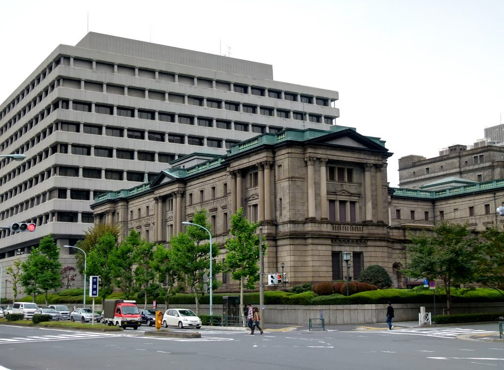 日本橋日本銀行 Bank Of Japan, Nihonbashi