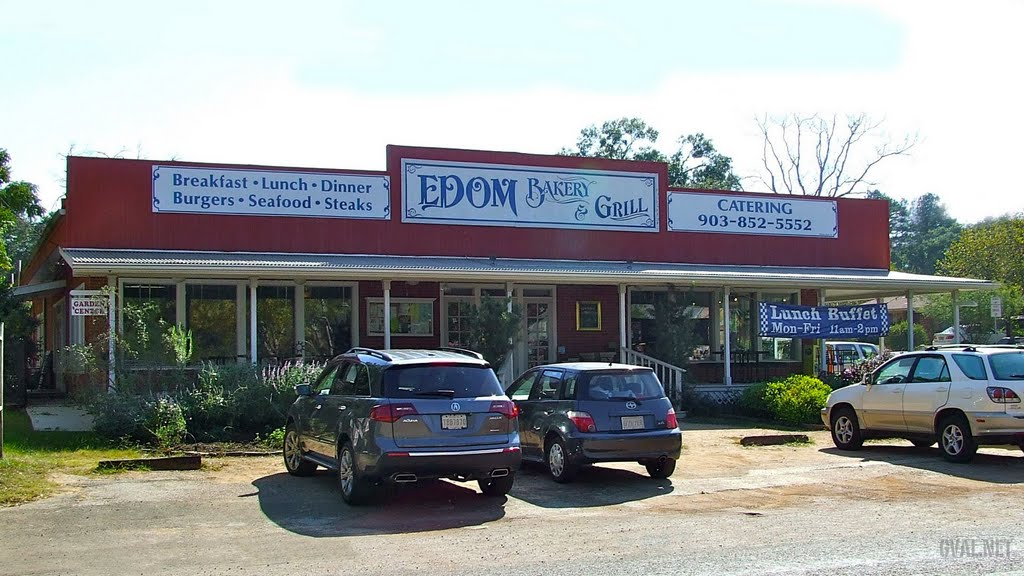 Edom Bakery and Grill