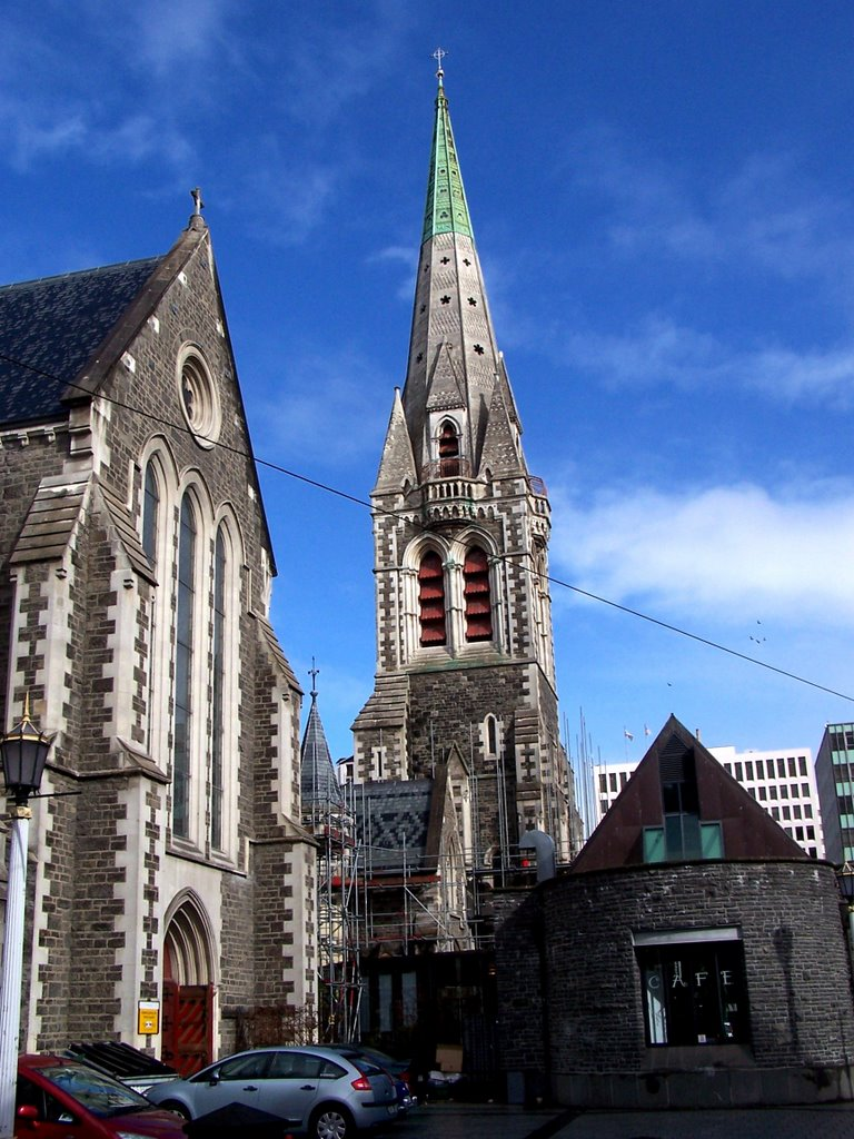 ChristChurch - Catedral / Cathedral