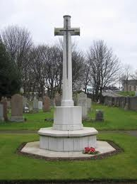 BURIAL Private Cyril Briers 13626 Coldstream Guards, 1st Bn., died 29/7/1915 (temporary image)
