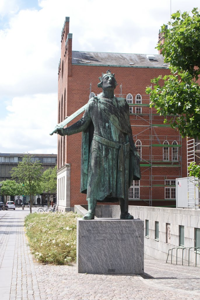 Monument in Odense