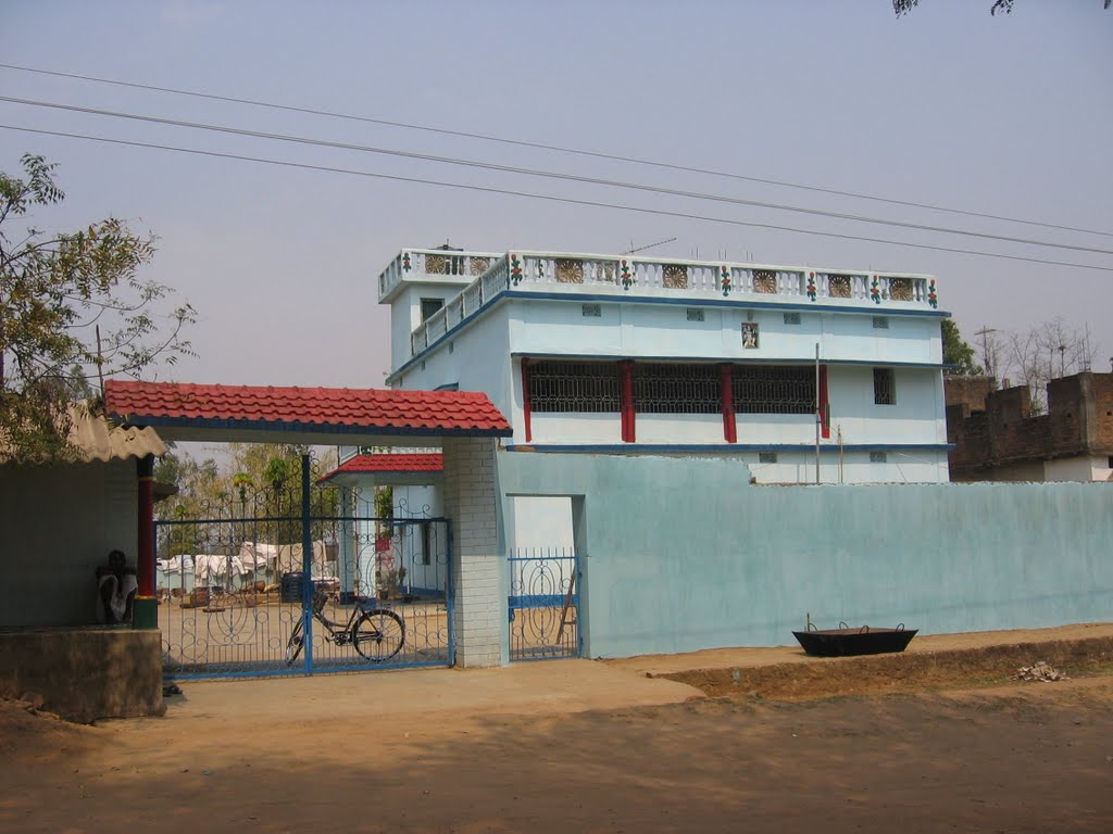 A beautiful house in remote village CHICHINDA