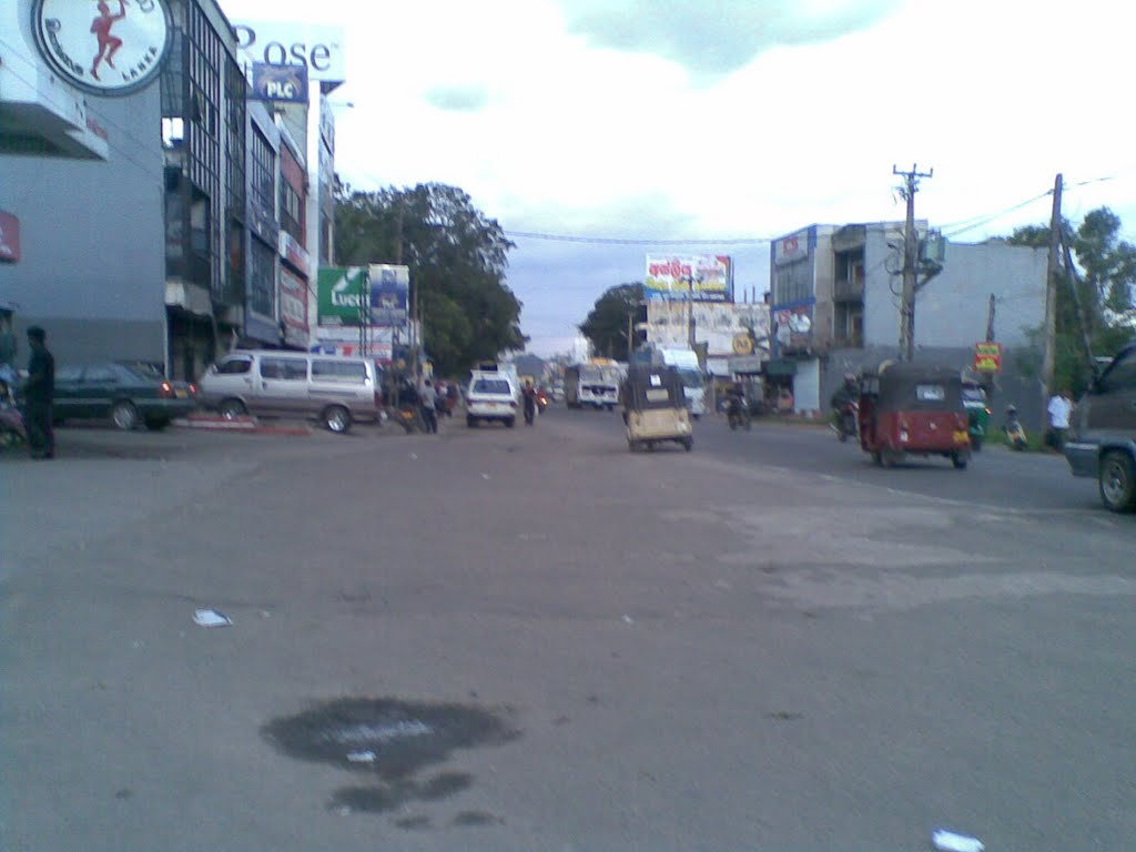 Colombo Road, Infront Of Dialog Arcade, Kurunegala (To