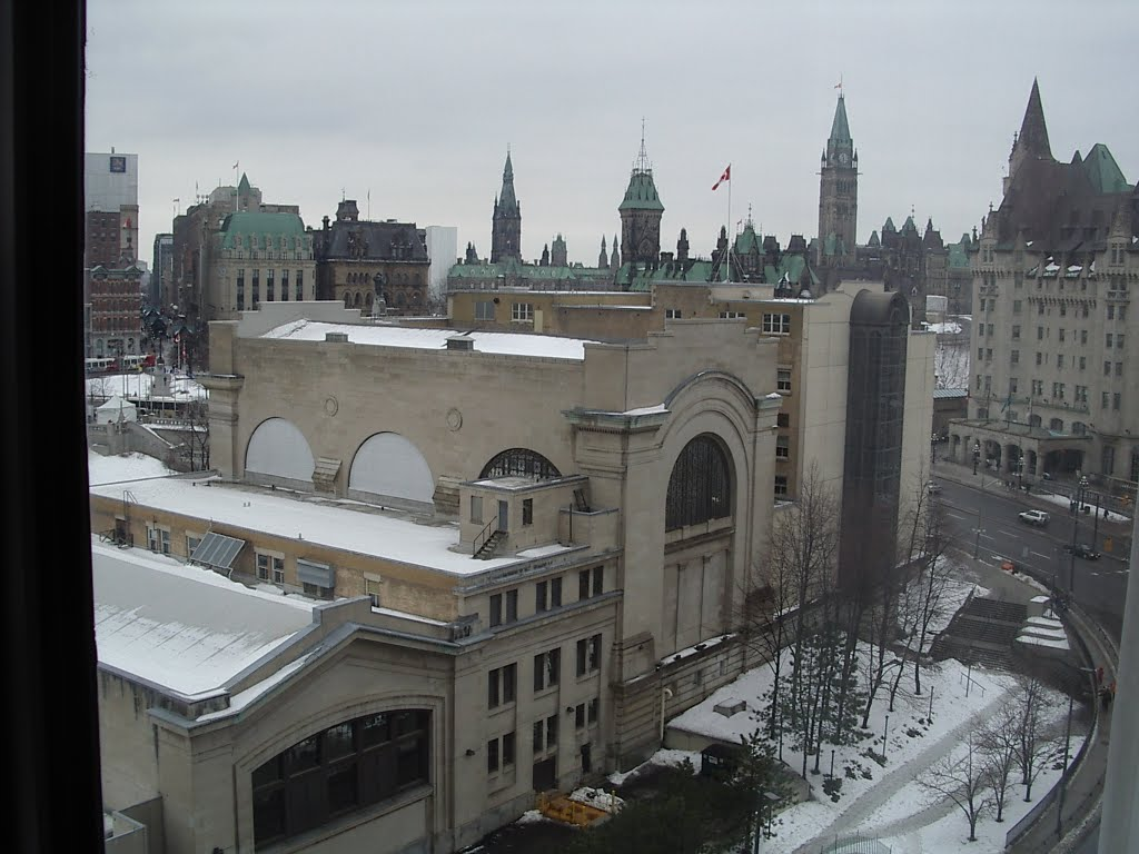 National Conference Centre(Old Ottawa Train Station)