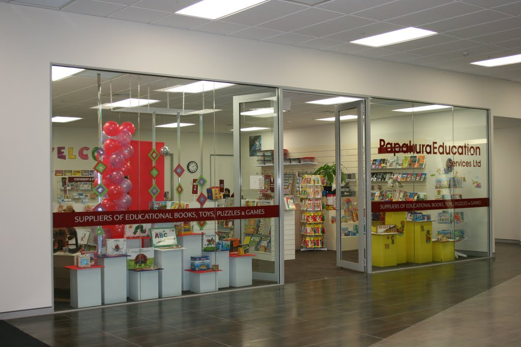 Papakura Education Services - Store Front