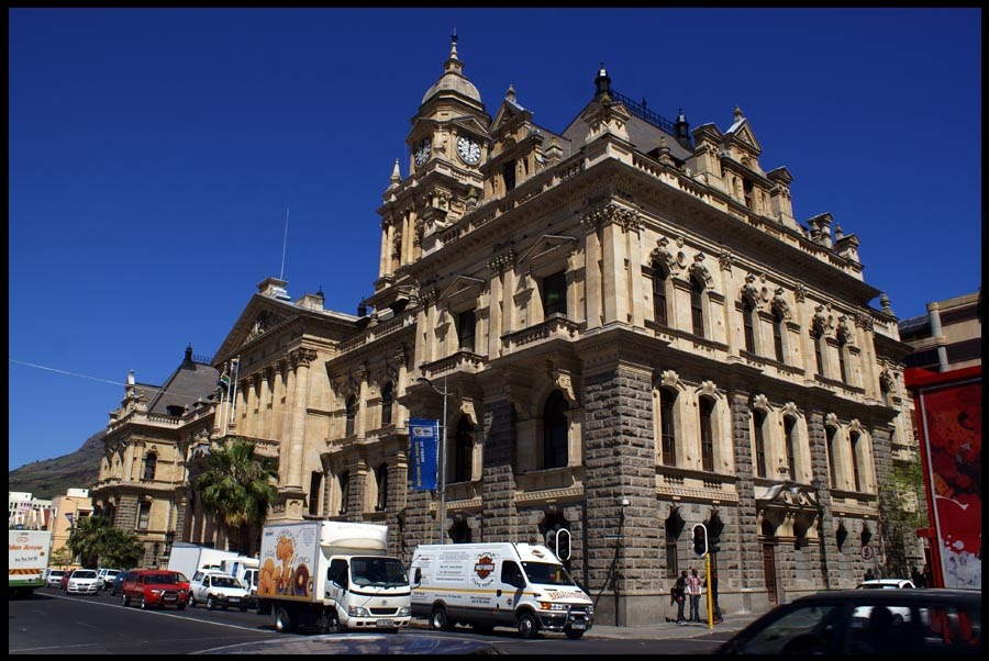 City Hall, Cape Town