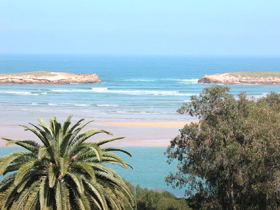 OUALIDIA - PLAGE - www.chipiedoll.com