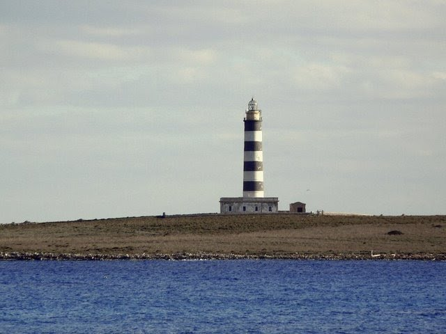 ISLA DEL AIRE LIGHTHOUSE