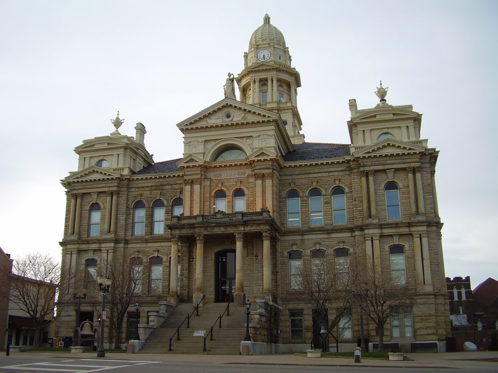 St. Clairsville, OH : Belmont county Court House