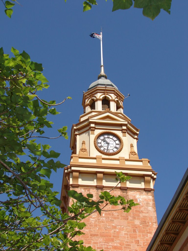 Kalgoorlie - Post Office Clock Tower | Mapio net