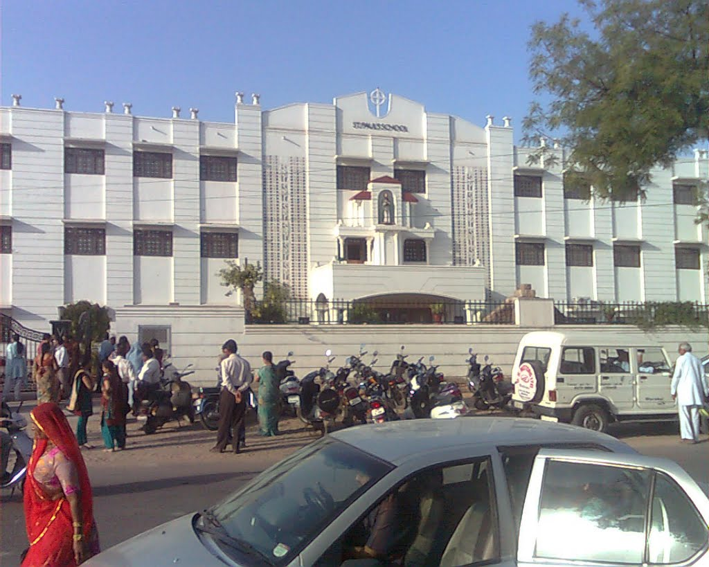 Image result for St. Paul's Senior Secondary School, Jodhpur