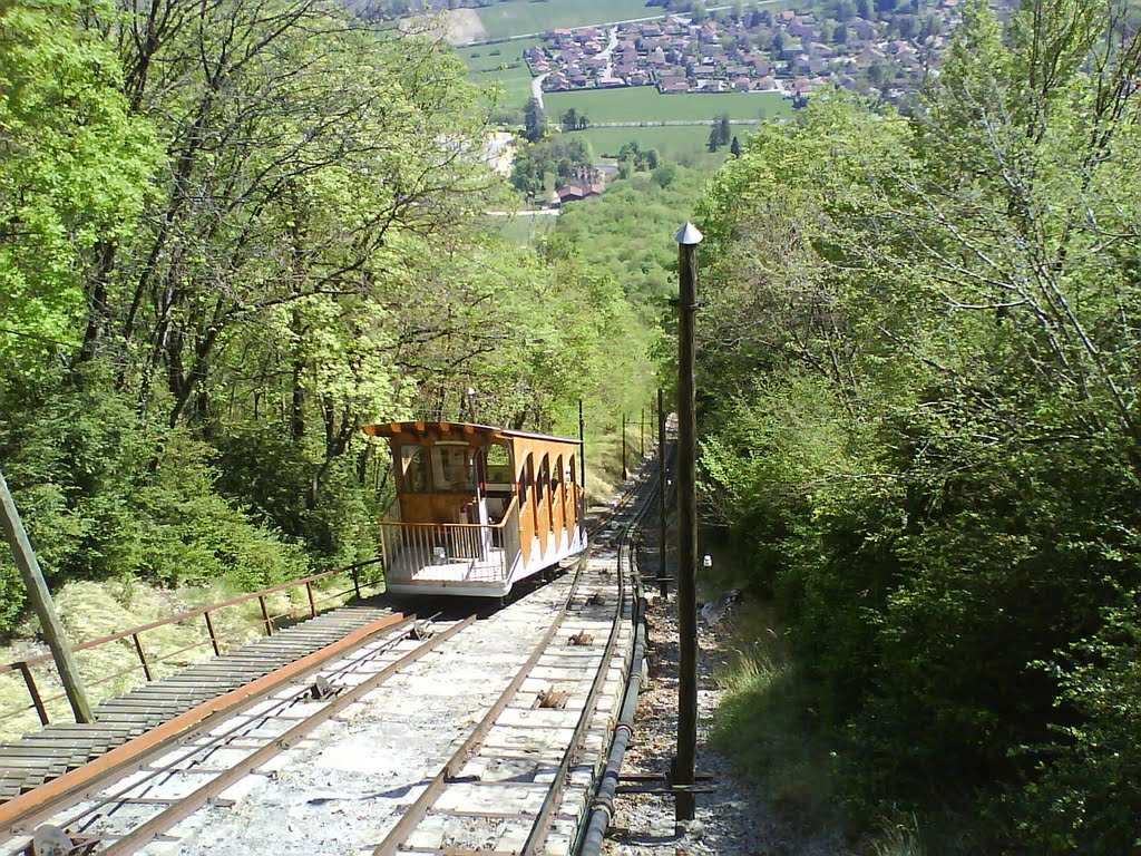 Funiculaire St Hilaire
