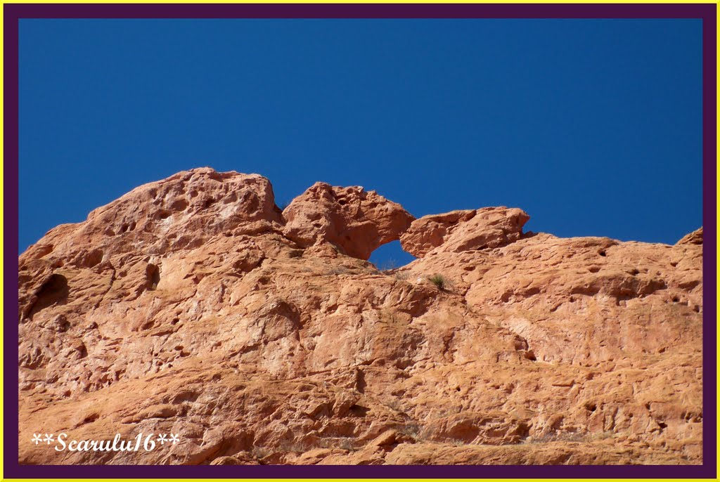 Famous Kissing Camels Garden Of The God S Colorado Springs