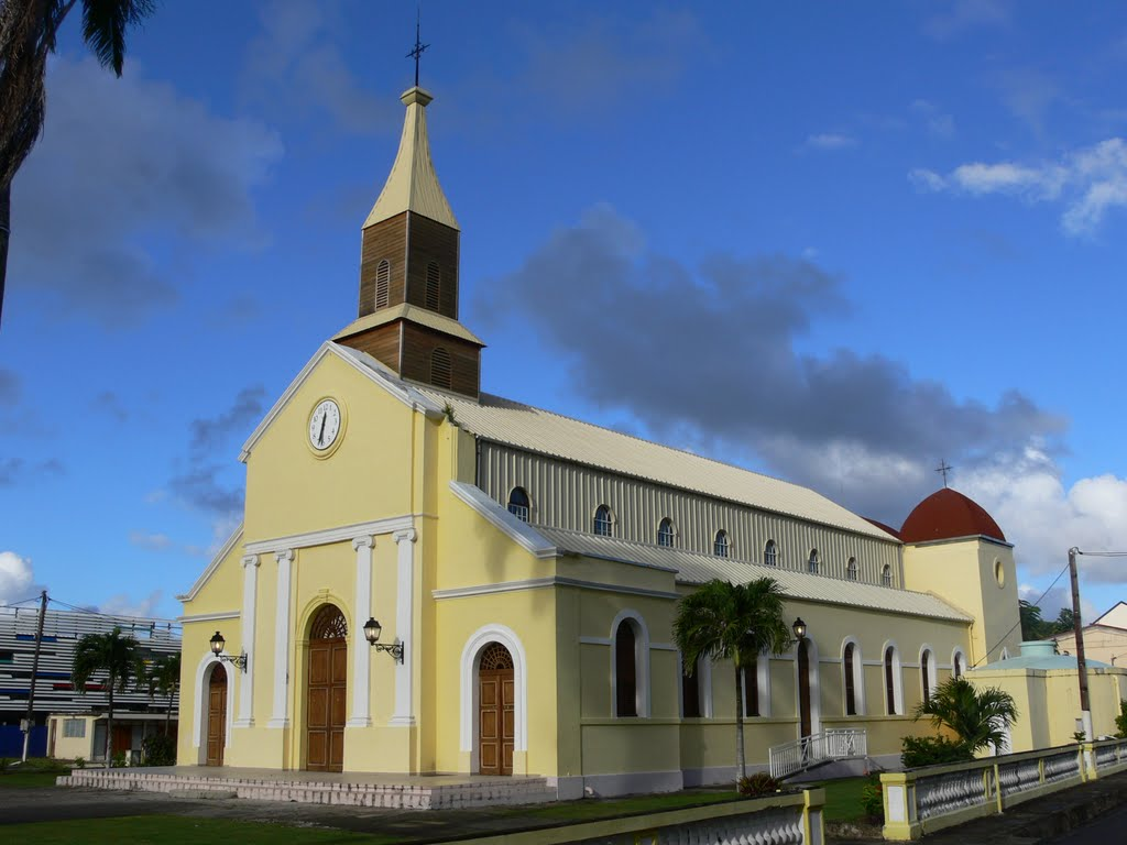 Eglise de Port-Louis (Guadeloupe)