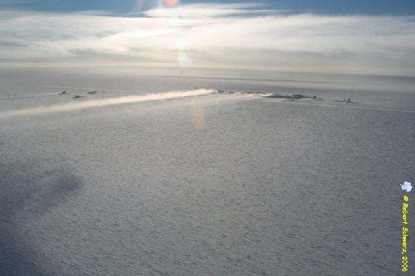 That's all there is - Amundsen-Scott South Pole Station