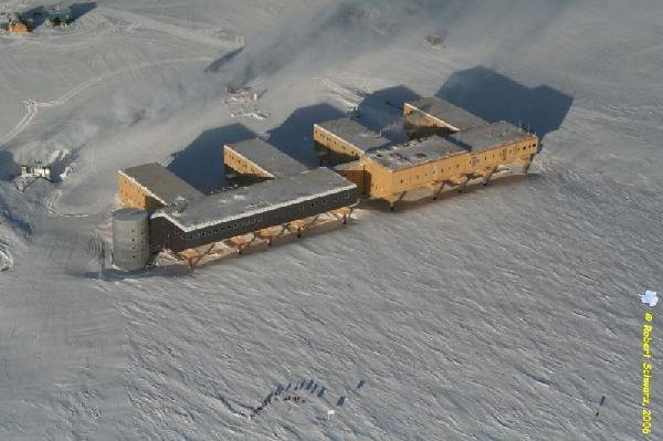 The new South Pole Station