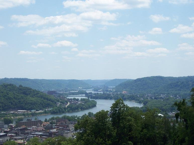 Riverview Cemetary in Martins Ferry