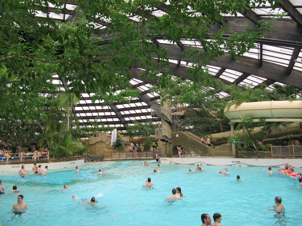 Aqua Mundo Kempervennen.Aqua Mundo Swimming Pool At Center Parcs De Kempervennen Mapio Net