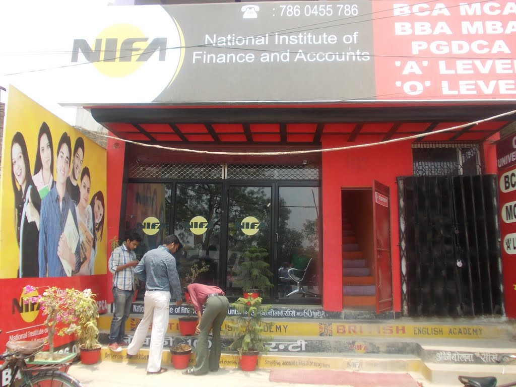 National Institute Of Finance And Accounts