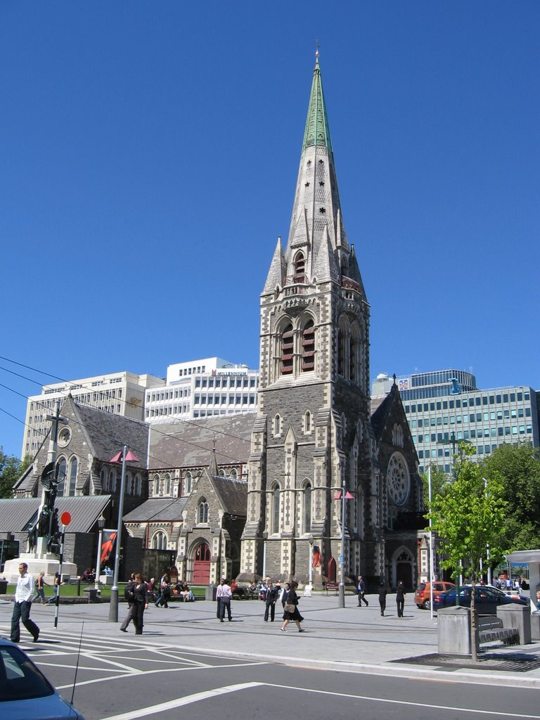 Christchurch Cathedral 2