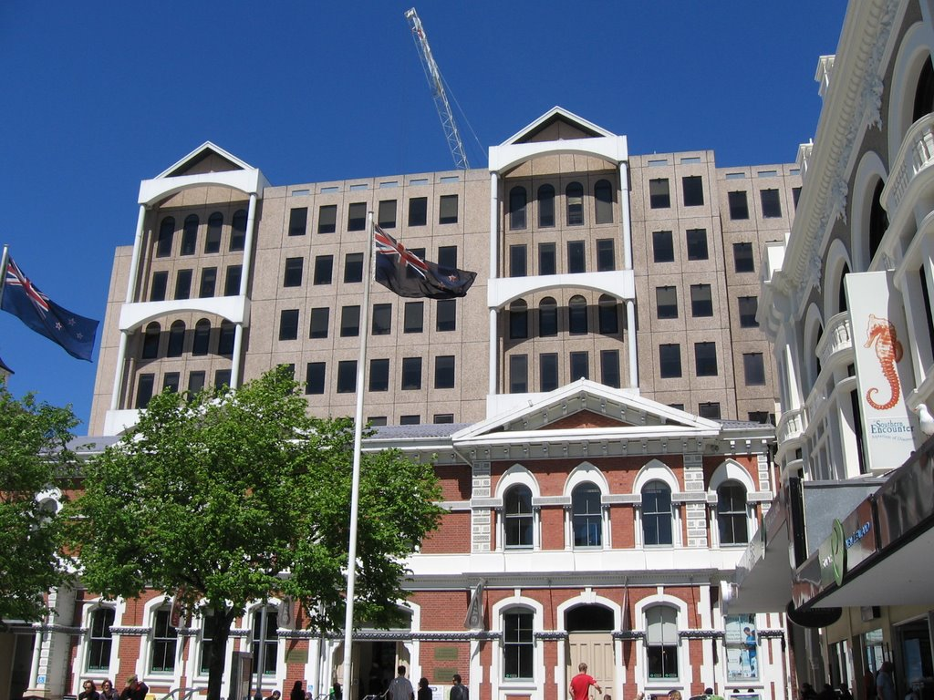 Old Post Office - Christchurch