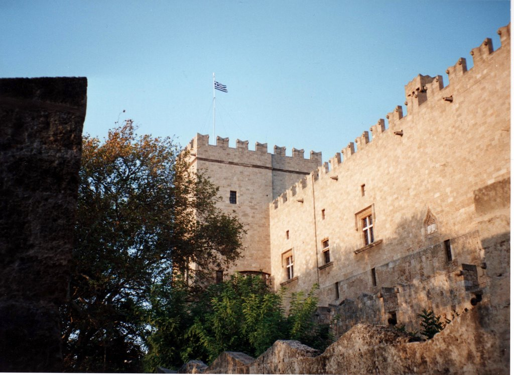 Grand Masters Palace, Rhodes Town